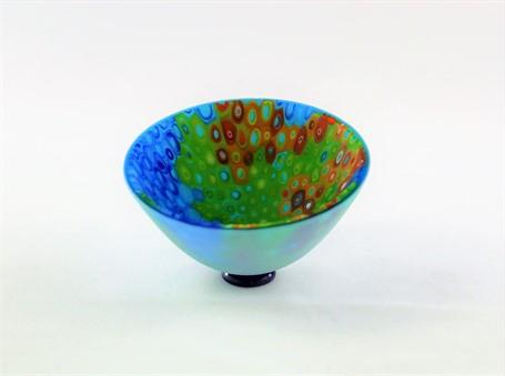 Exquisite Bowl- Blue Murini