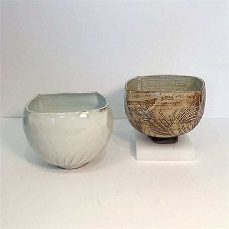 "Brendan Roddy | Large Bowl | Ceramic | 6.5"" X 8"" 