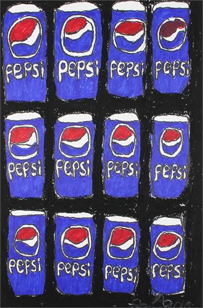 6 Pack Pepsi Cola