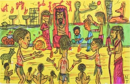 Tribal Visit