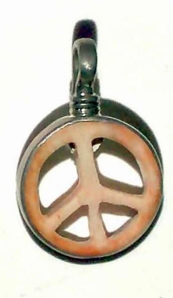 Charm - Cordova Peace Symbol