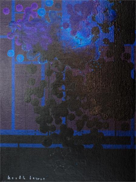 Galaxy Graphics (FRAMED)
