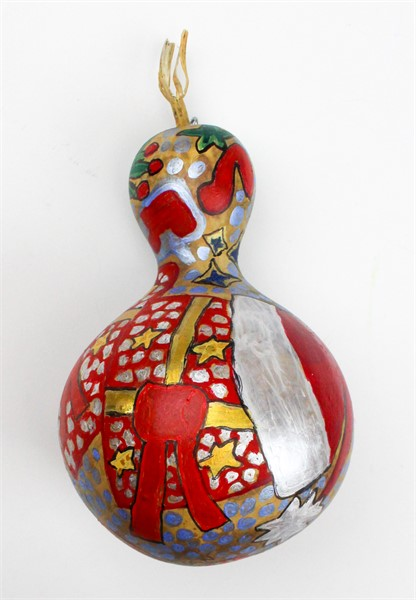 Present Gourd (ornament)