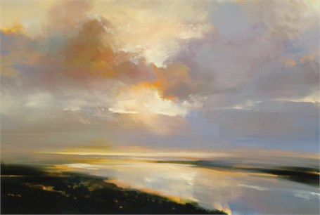 "Craig Mooney | Morning Light | Oil | 40"" X 60"" 