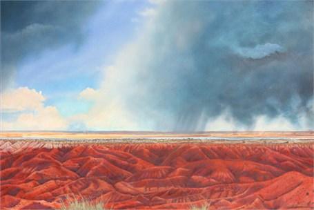 Storm - Painted Desert