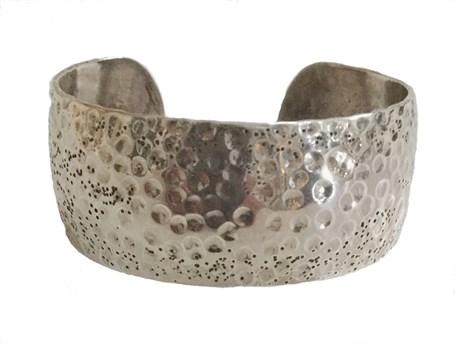 Bracelet -  Sterling Silver Cuff  DD-119