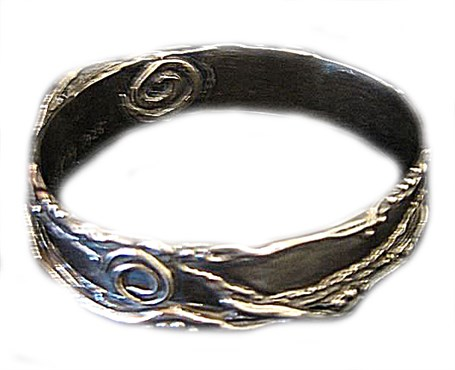 Bracelet - Silver Bangle (1998)