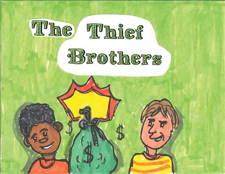 The Thief Brothers: A Mini-Book