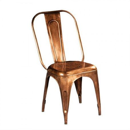 Chair - Copper French Patio