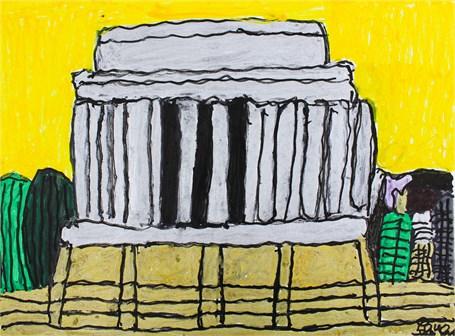 Lincoln Memorial II