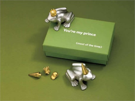 Paperweight - You're My Prince (Most of the Time)