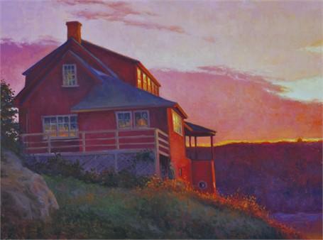 Red House, Pink Cloud II