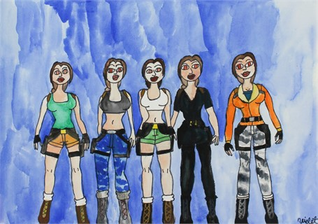 Outfits of Tomb Raider III