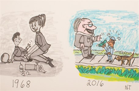 From the Past to the Present
