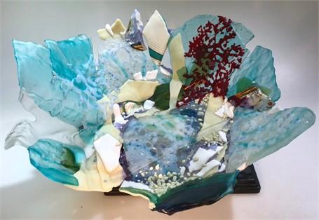Coral Vessel #2