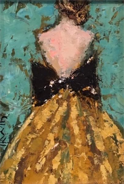 The Pouf Skirt