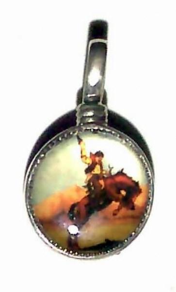 Charm - Cordova Cowboy