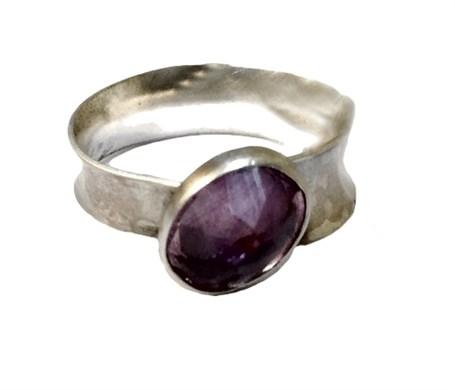 Ring - Amethyst 701