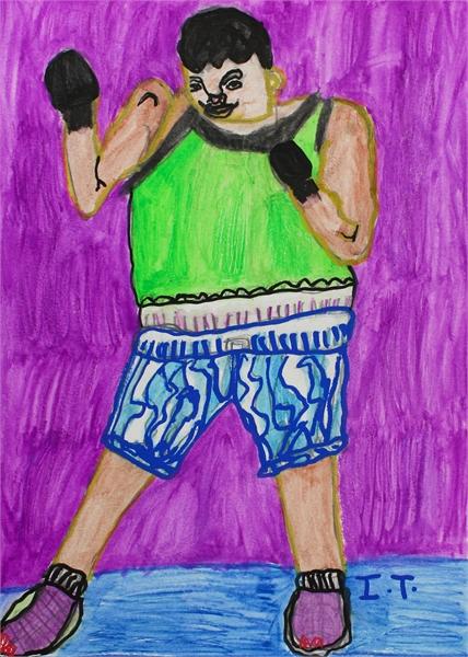 Boxer (FRAMED)