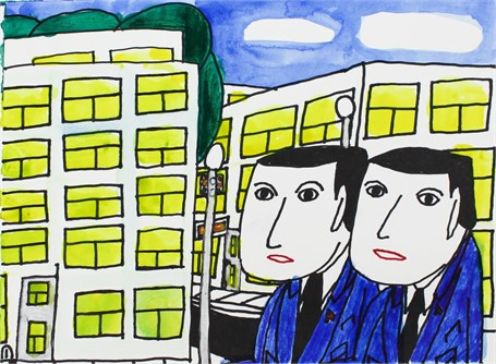 Business Workers in the City