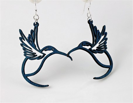 Earrings - Hummingbird 1269