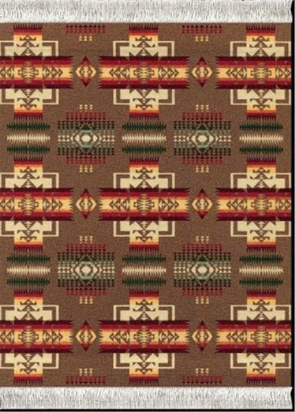 Coaster - Khaki Chief Joseph Set of 4