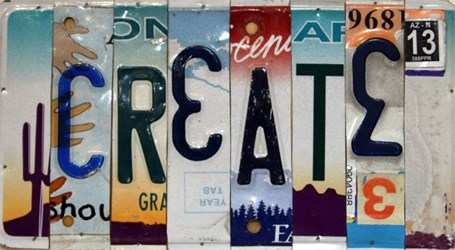 Lost License Plate - Create