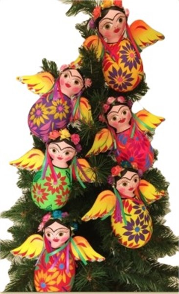 Ornaments - Frida Angels