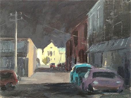 Root Street, Night