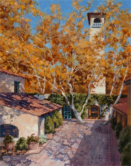 Tlaquepaque Autumn