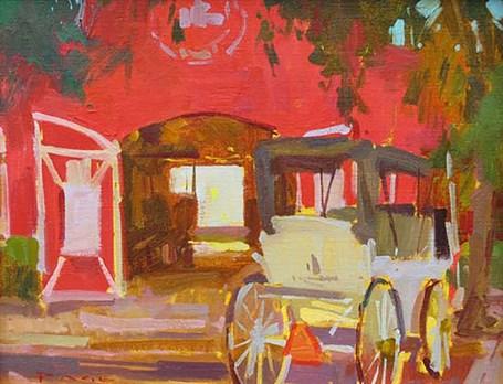 Palmetto Carriage Barn.
