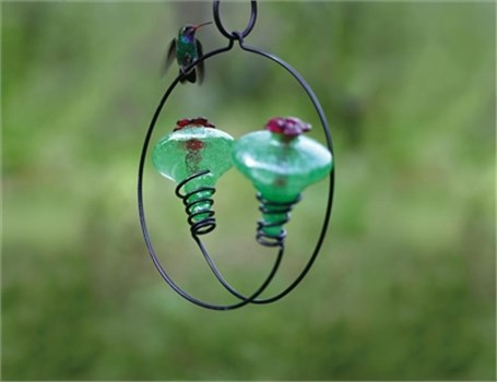 Hummingbird Feeder - Balance 2 (1 Clear)