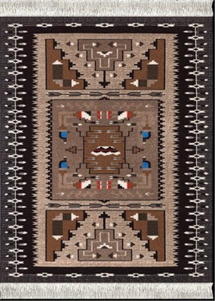 Coaster - Bessie Barber Navajo Set of 4