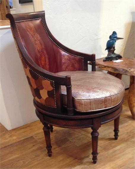 Chair - Swivel Delight