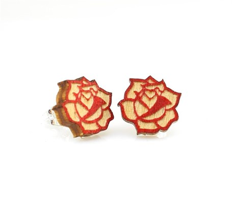 Earrings - Rose Bud 3001