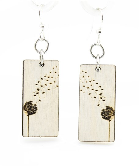 Earrings - Dandy Lion Blossom 157