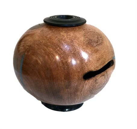 Wood - Mesquite Vessel 1918