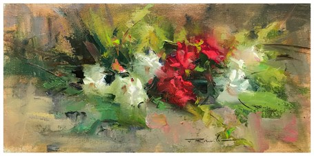 Tossed Roses