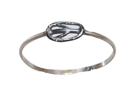 Bracelet - Silver Peace (2171)