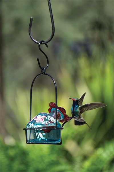 Hummingbird Feeder - Botanical Assortment
