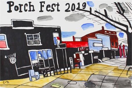 Porchfest 2019