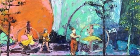 Cirque du Soleil Luzia- Rings