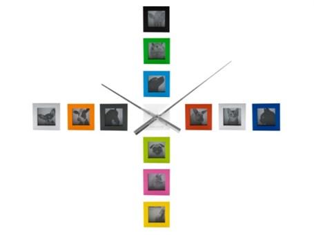 Wall Clock - DIY Photo Frame