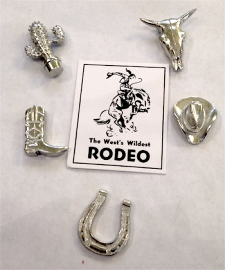 A Bag Of Rodeo Charms