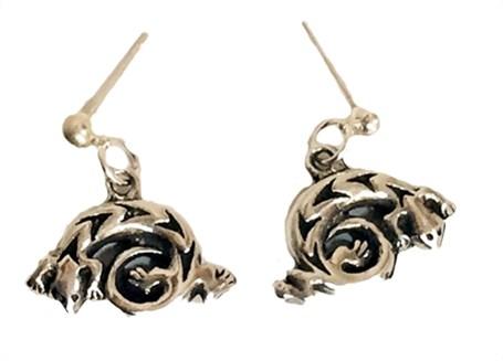 Earring - Lizards