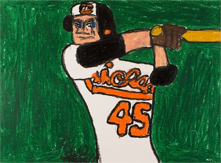 Orioles Player