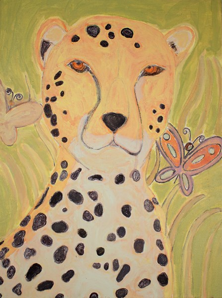 Serene Cheetah