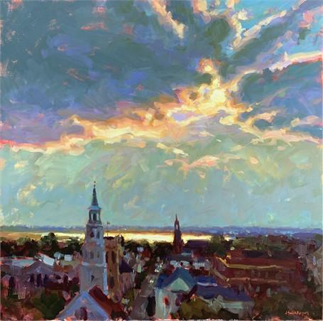 Holy City, II