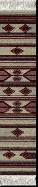 Bookrug - Southwest Earthtone