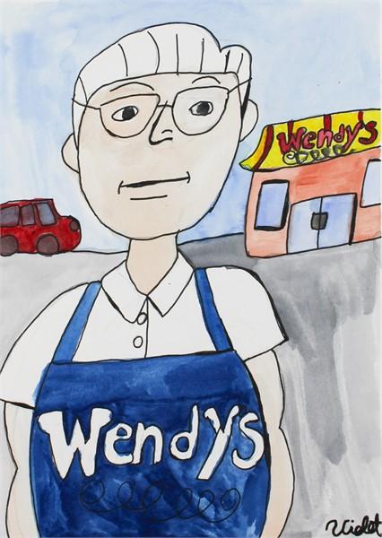 Dave at Wendys